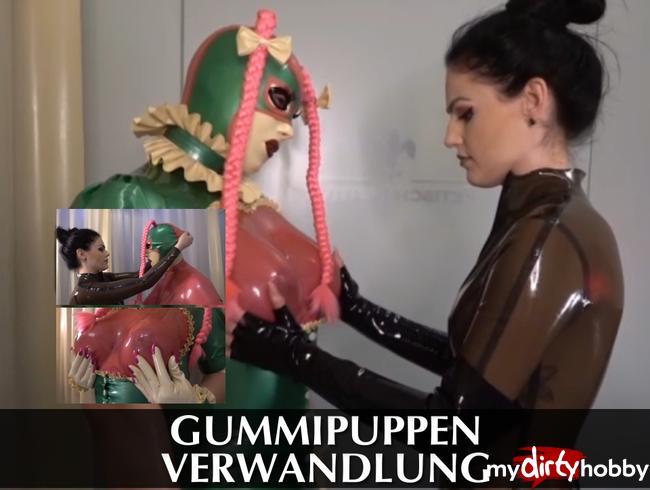 Video Thumbnail Gummipuppen Verwandlung