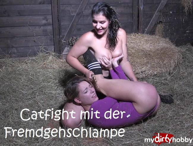 Video Thumbnail Catfight mit der Fremdgehschlampe