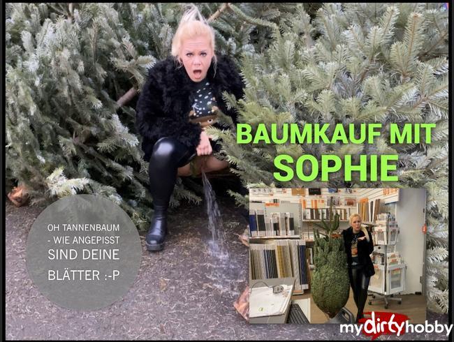 Video Thumbnail Oh Tannenbaum - wie angepisst sind deine Blätter :-P Baumkauf mit Sophie