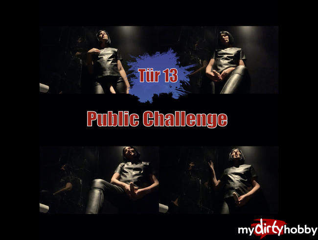 Video Thumbnail Tür 13 - Public Challenge