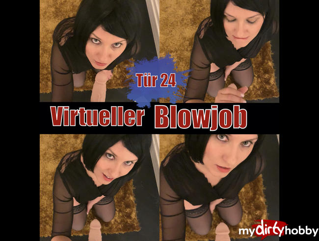 Video Thumbnail Tür 24 - Virtueller Blowjob