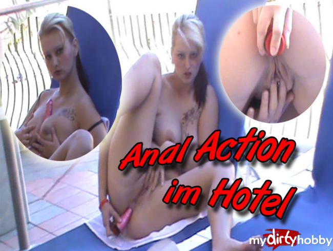 Video Thumbnail Geile ANAL-ACTION vom Hotel Balkon