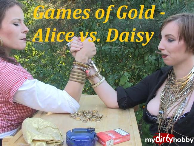Video Thumbnail Games of Gold - Alice vs. Daisy