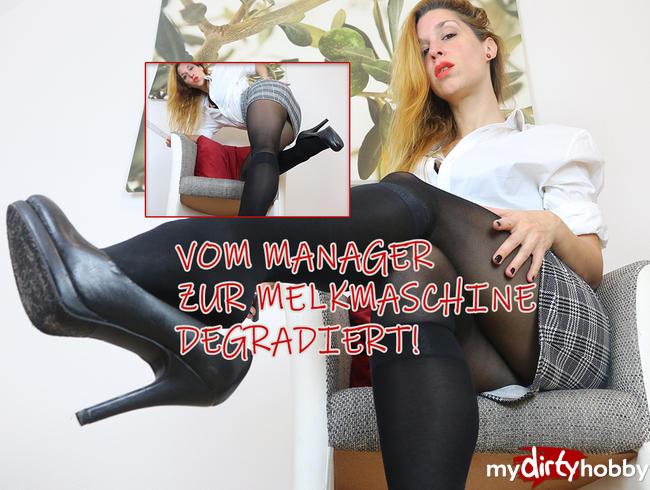 Video Thumbnail VOM MANAGER ZUR MELKMASCHINE DEGRADIERT