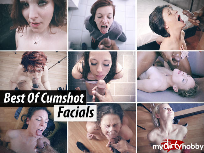 Video Thumbnail Best Of Cumshot - Facials