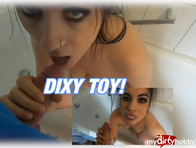 Video Thumbnail DixyToy Als dein Klo benutzt!