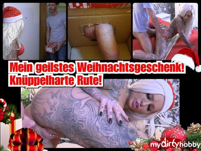 Video Thumbnail Mein geilstes Weihnachtsgeschenk! Knüppelharte Rute!