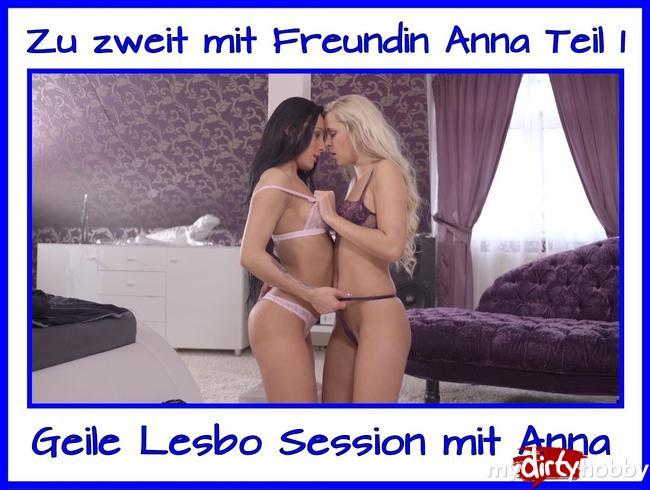 Video Thumbnail Geile Zeit zu zweit mit Anna Teil 1