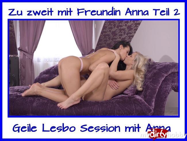 Video Thumbnail Geile Zeit zu zweit mit Anna Teil 2