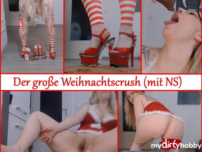 Video Thumbnail Der große Weihnachtscrush (mit NS)