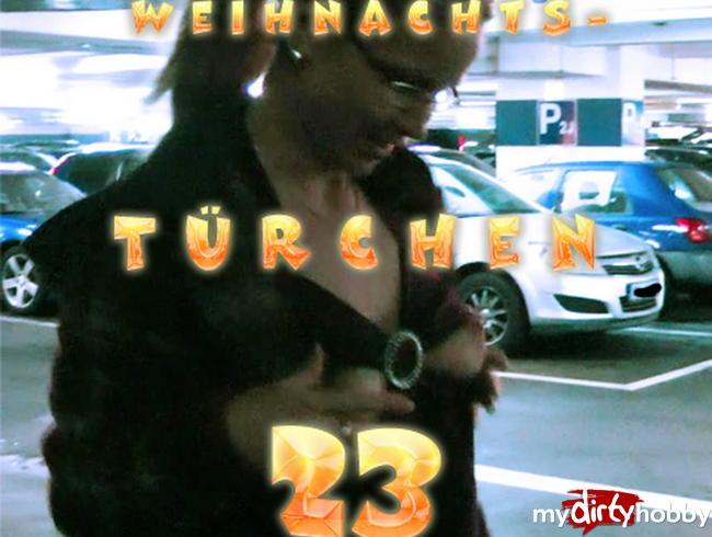 Video Thumbnail Türchen 23 - Flashing im Parkhaus