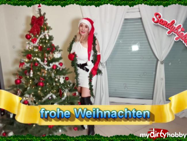 Video Thumbnail frohe Weihnachten