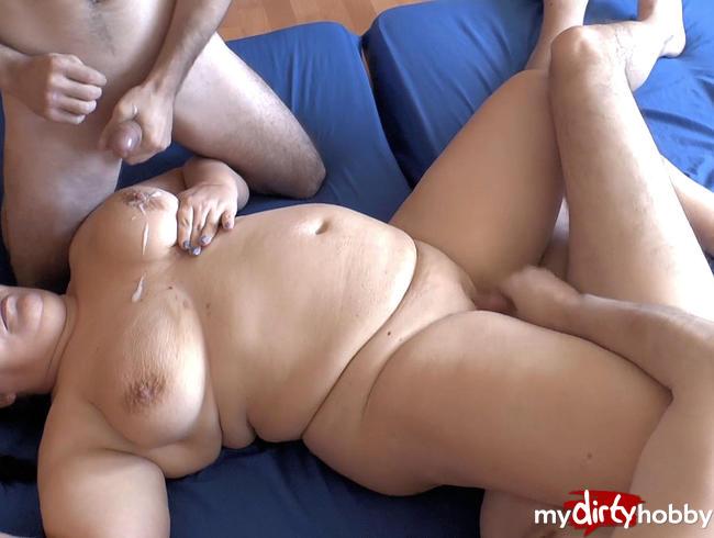 Video Thumbnail bisexueller Dreier mit zwei Kerlen