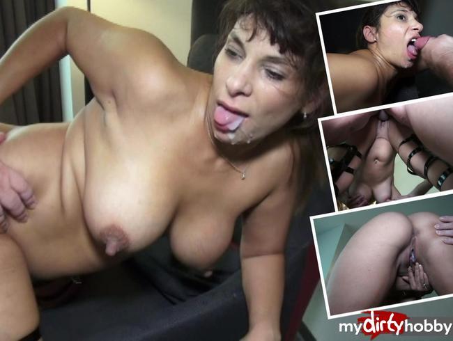 Video Thumbnail Spermaflut für mein schwangeres Eheluder