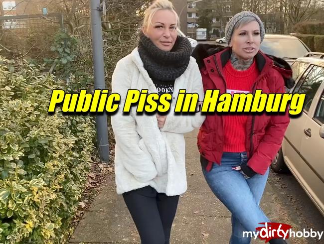 Video Thumbnail Public Silvester Piss in Hamburg