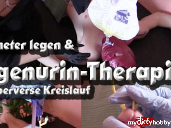 Video Thumbnail Katheter legen und Eigenurin-Therapie