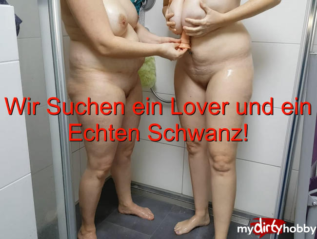 Video Thumbnail Schwängere uns - 2 Lesben!