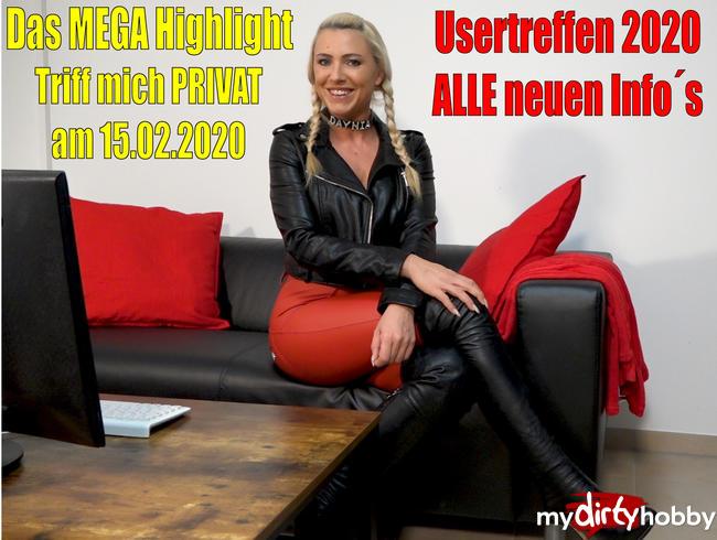 Daynia - Usertreffen 2020 | So klappt es mit Ficktreffen+exclusive EINLADUNG für meine 1. Meet+Greet Party!