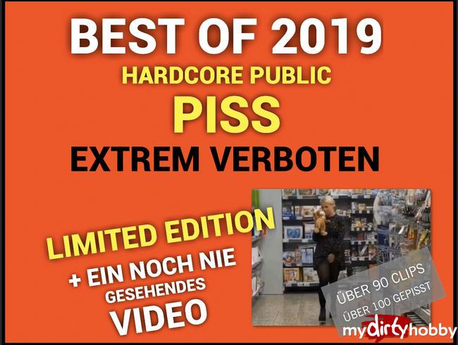 devil-sophie - Best of Public Piss 2019 - so geil versaut pisst nur der Teufel