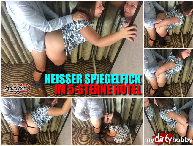 Video Thumbnail Heißer Spiegel-Fick im 5-Sterne Hotel