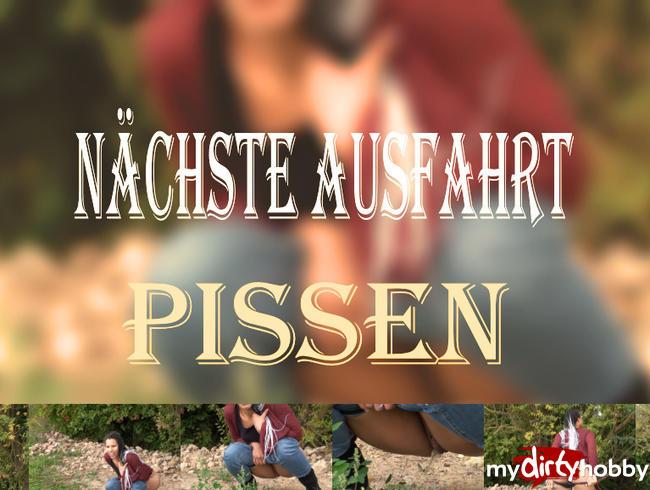Video Thumbnail NÄCHSTE AUSFAHRT: PISSEN