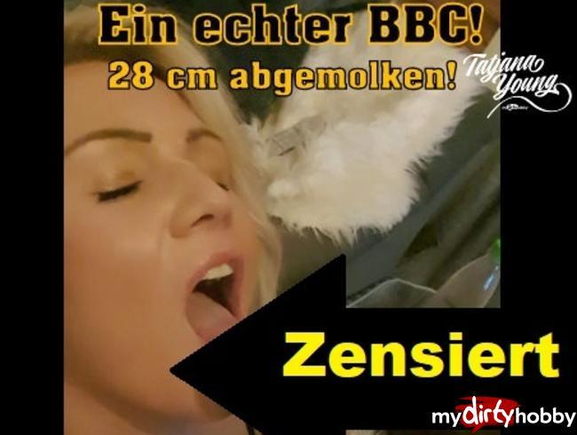 Video Thumbnail Ein echter BBC! Harte 28 cm abgemolken!!