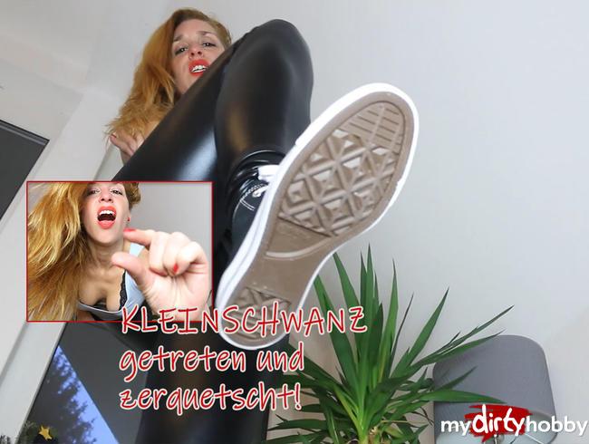 Video Thumbnail Leide unter meinen Sneakers, Kleinschwanz