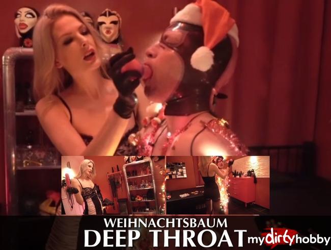 Video Thumbnail Weihnachtsbaum – Deep Throat