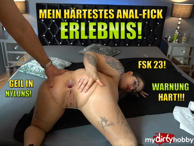 Video Thumbnail Mein härtestes Anal Fick Erlebnis! Warnung HART!