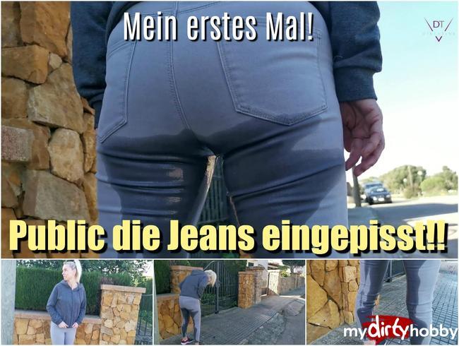 Video Thumbnail Mein erstes Mal I Public die Jeans eingepisst!