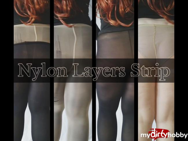 Video Thumbnail Nylon Layers Strip