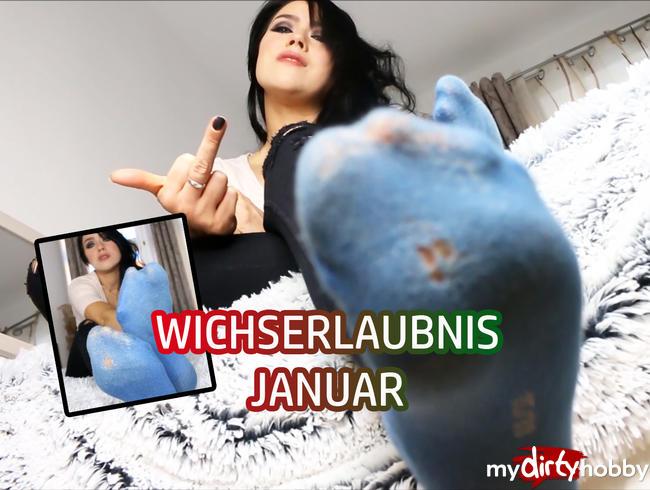 Video Thumbnail WICHSERLAUBNIS JANUAR 2020