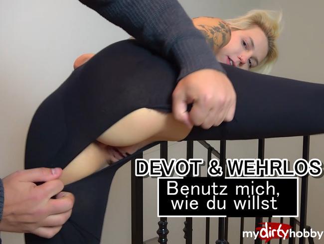 Video Thumbnail DEVOT & WEHRLOS! Benutz mich, wie du willst