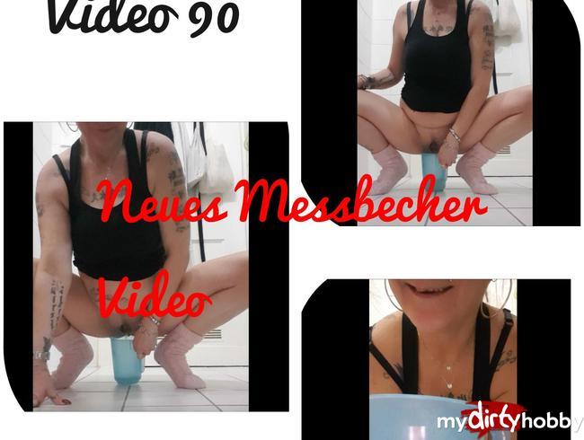 Video Thumbnail Neues Messbecher Video