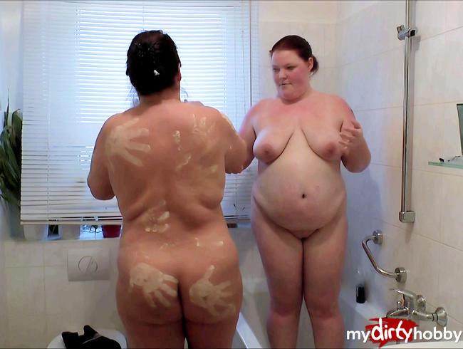 Video Thumbnail Lesben duschen nach Renovierung 2