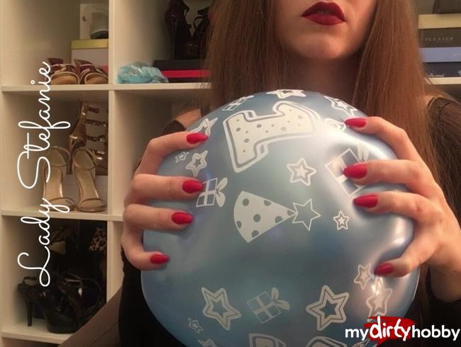 Video Thumbnail Luftballon Fetisch