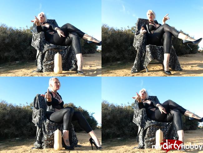 Video Thumbnail Duftstoff süchtig! Spreng Deine Arschfotze für mich, Sissy!