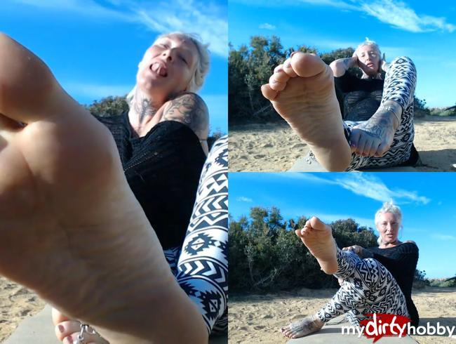 Video Thumbnail Meine Füße sind Deine Religion