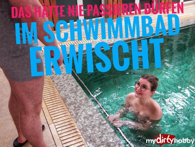 Video Thumbnail Erwischt im Schwimmbad der Bademeister nutzt mich aus !!! Public!