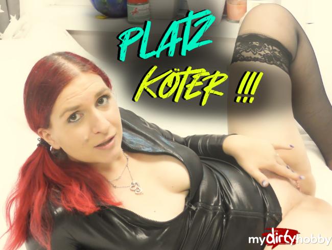 Video Thumbnail Mach Platz, Drecksköter!! I SandyHeart