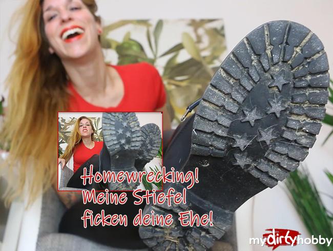 Video Thumbnail Homewrecking - Meine Stiefel ficken deine Ehe