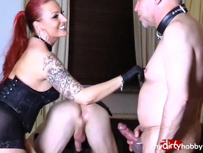 Video Thumbnail AUTSCH!!! Kaputt gefickt? Ist der Schwanz etwa zu dick?