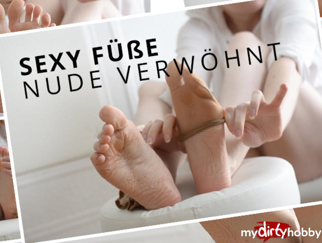Video Thumbnail Sexy Füße nude verwöhnt
