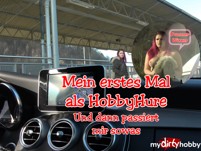Video Thumbnail Mein erstes Mal als Hobby-Bahnhofs-Hure! Asozial verarscht worden! Extrem public