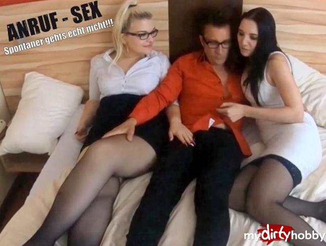 Video Thumbnail ANRUF - SEX - SPONTANER GEHTS NICHT!!!