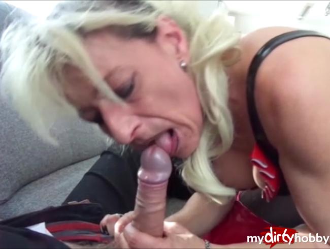 Video Thumbnail In Lack Oral geblasen