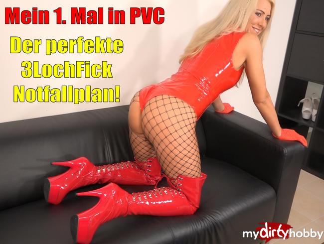 Video Thumbnail Mein 1. Mal in PVC | Der perfekte 3LochFick Notfallplan!
