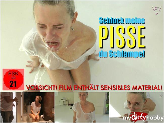 Video Thumbnail Schluck meine Pisse du Schlampe!