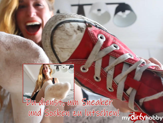 Video Thumbnail Du lutscht dreckige Sneaker und Socken