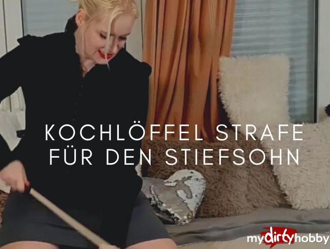 Video Thumbnail Kochlöffel Strafe für den Stiefsohn